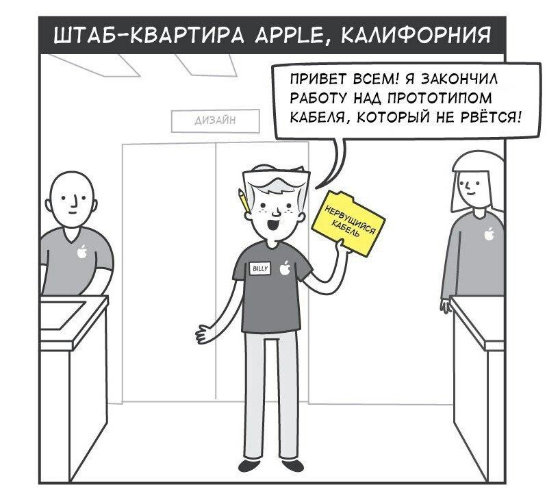 инновации Apple 1