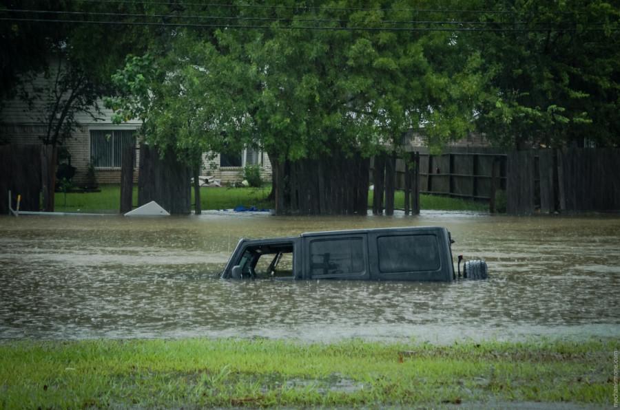 последствия урагана Харви в Техасе 2