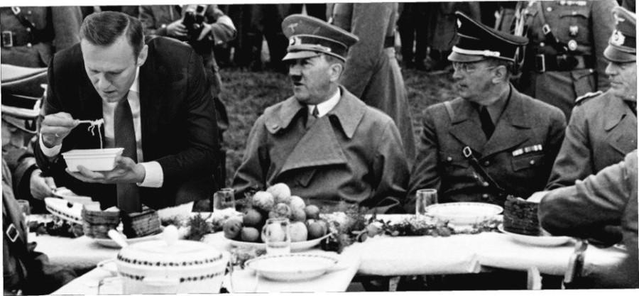 Навальсон и Гитлер