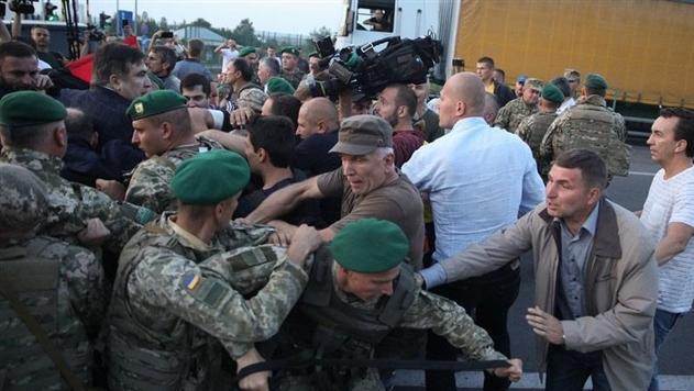 Саакашвилиевский прорыв