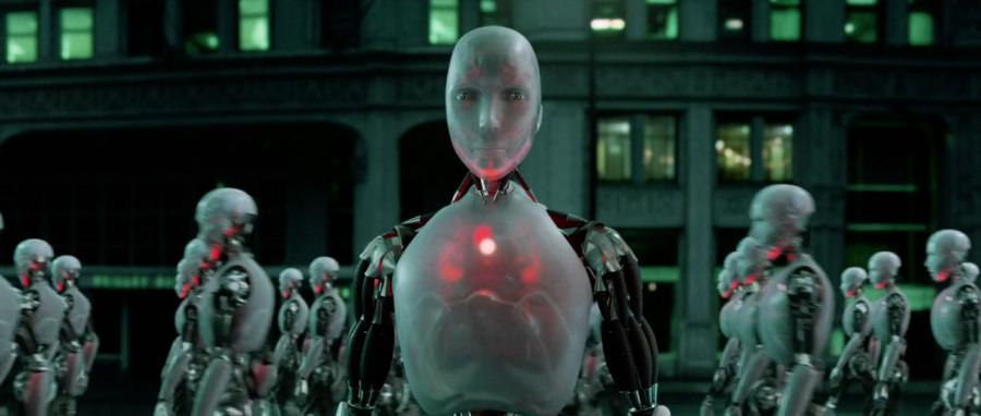 Я, робот_бунт ИИ