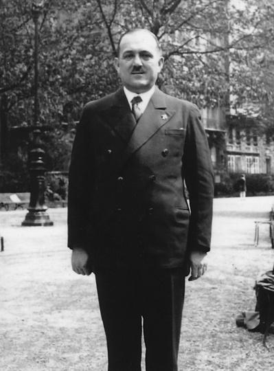 белоэмигрант генерал Туркул