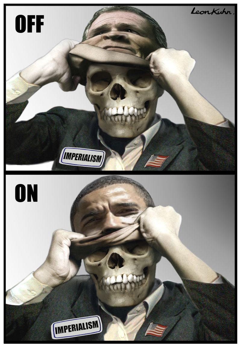 маски империализма