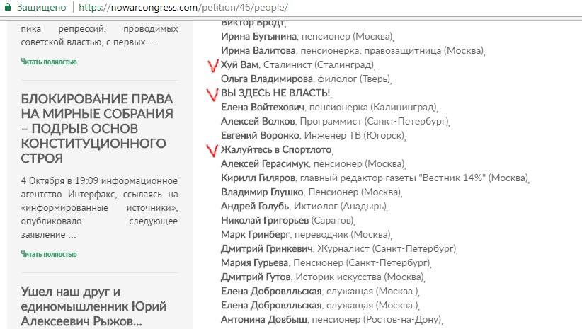 список Бортникова