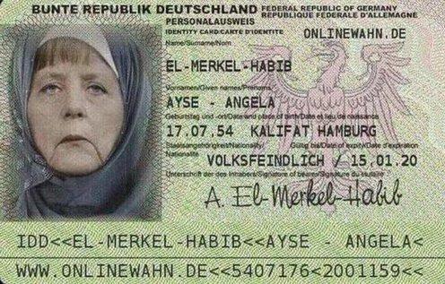 Меркель на следующих выборах