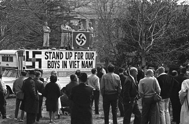 поддержим наших парней во Вьетнаме