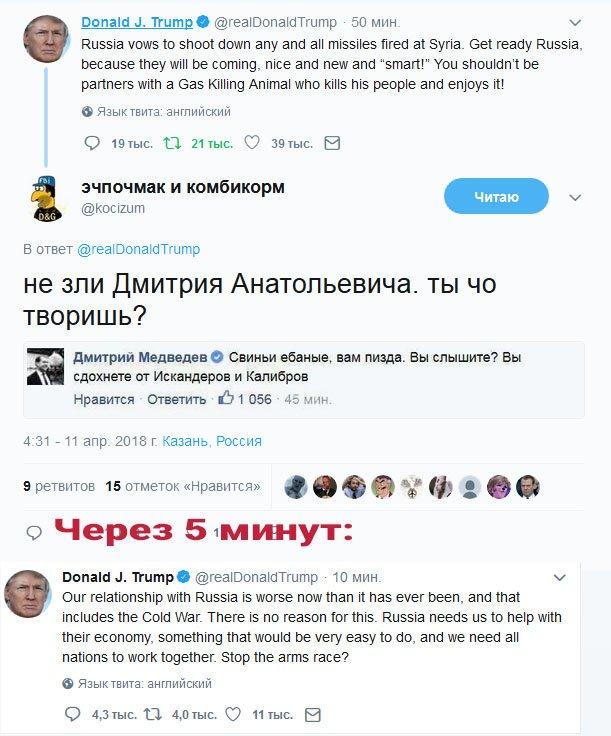 твиты Трампа_1