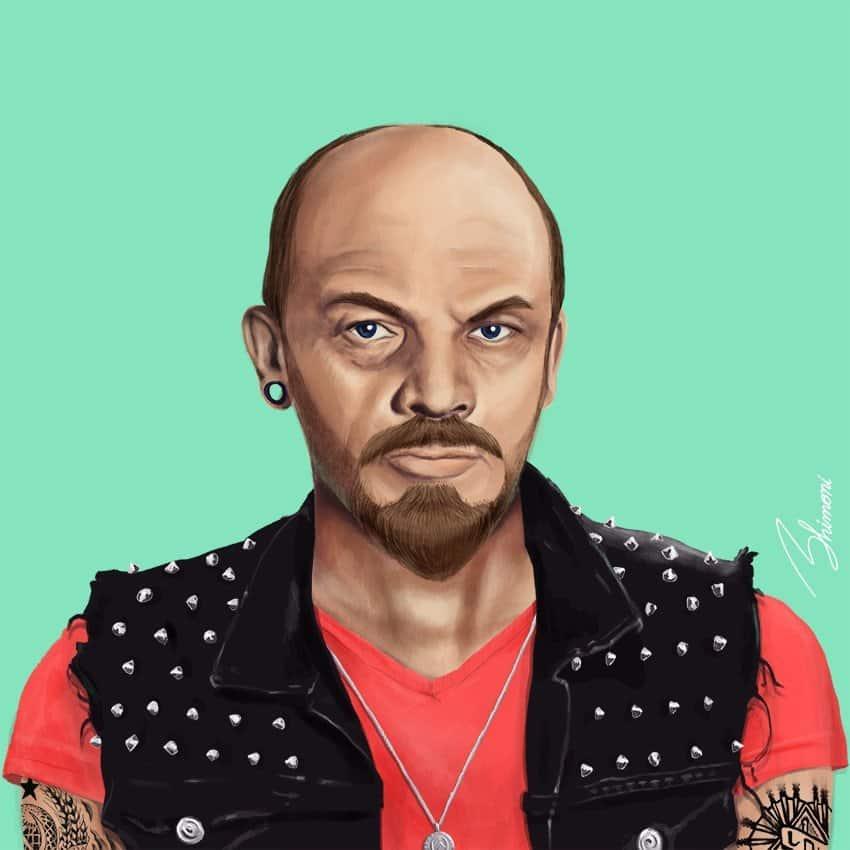03. Ленин-хипстер