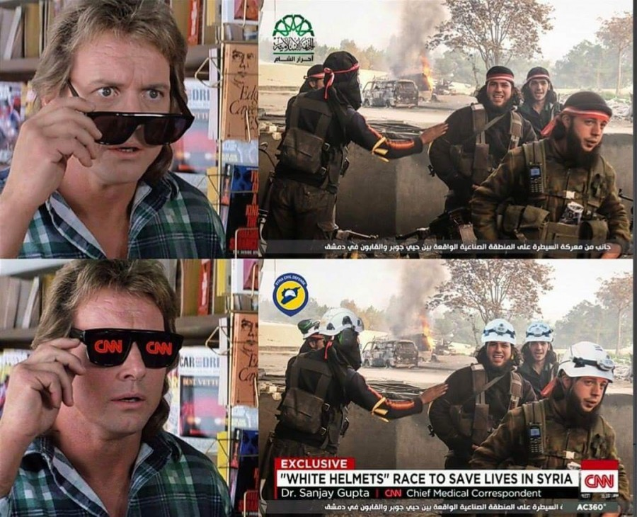 очки CNN