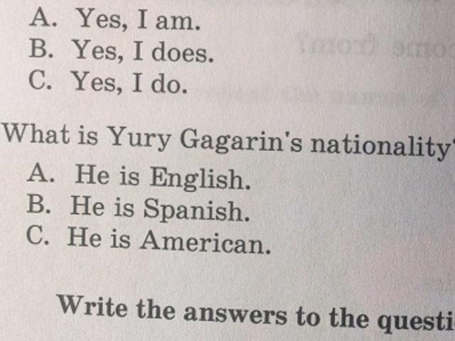 национальность гагарина_учебник для казахских детей