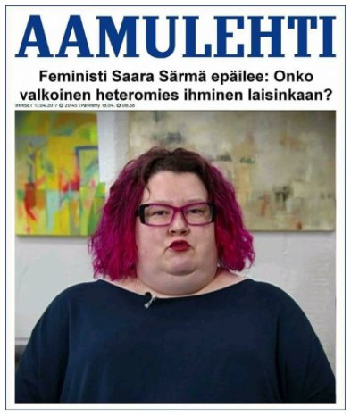 финская феминистка