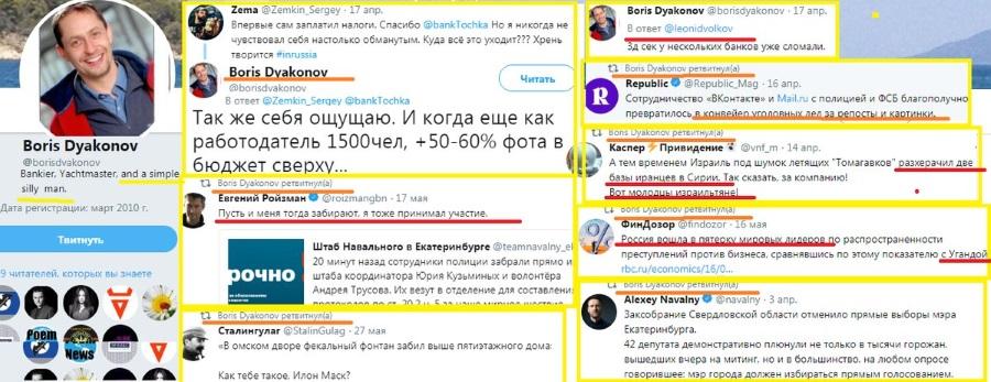 либерал Дьяконов