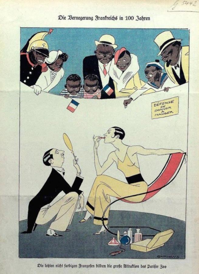 Франция через 100 лет