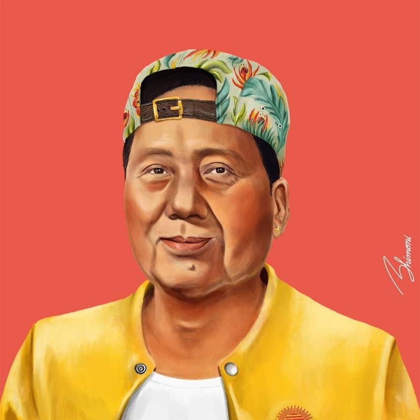 04. Мао-хипстер