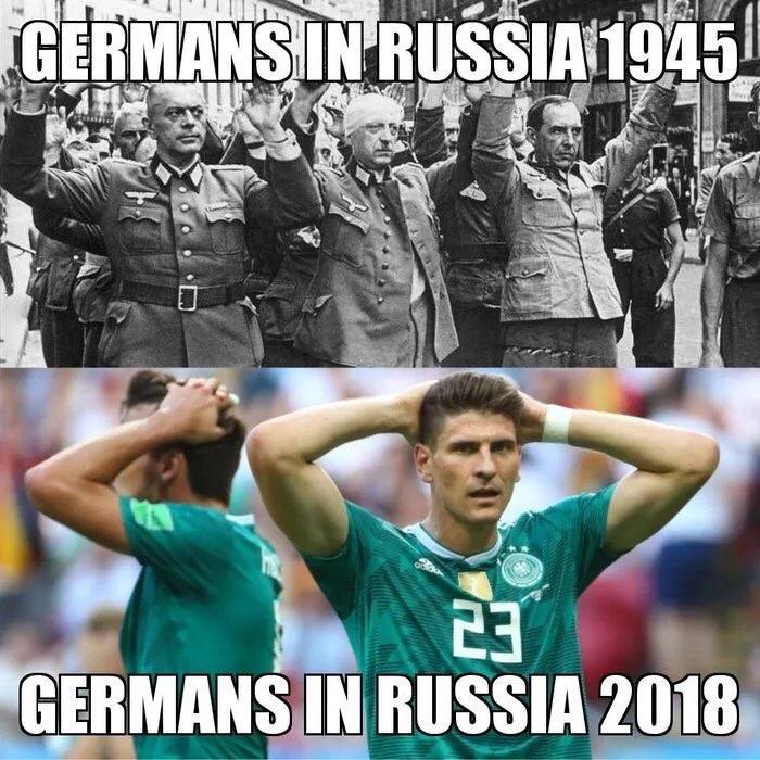 немцы в России
