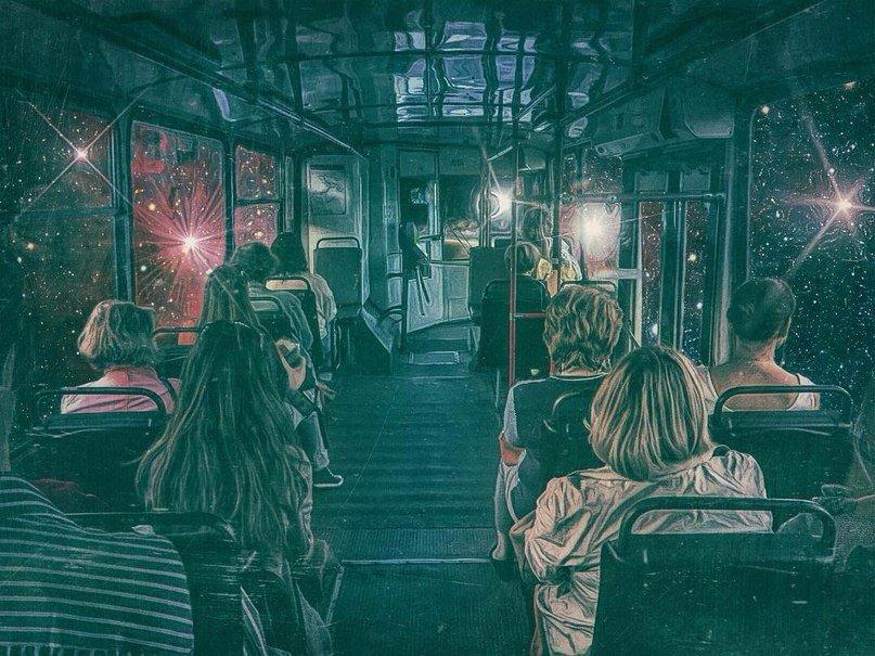 звёздный трамвай