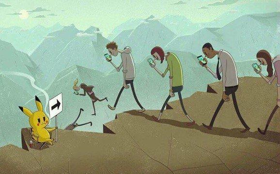 охотники на покемонов