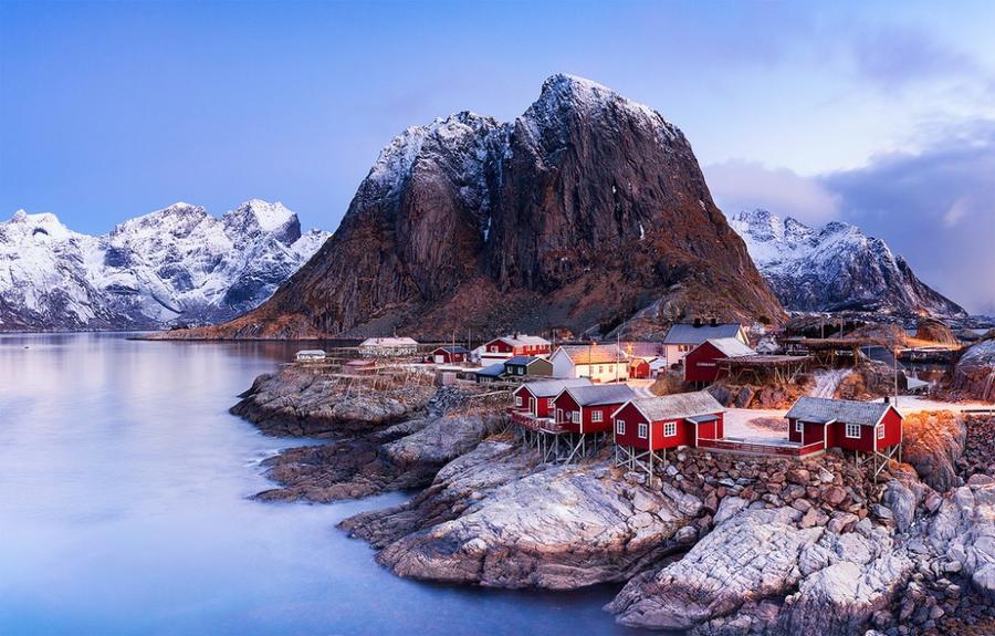 Хамней, Норвегия