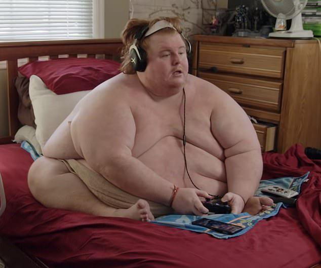 геймер Кейси Кинг, 320,7 кг