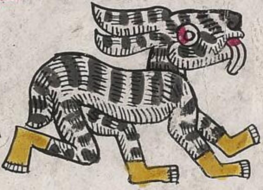саблезубый кролик майя