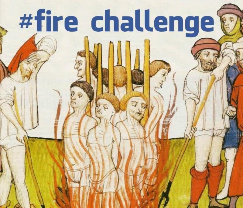 fire challenge