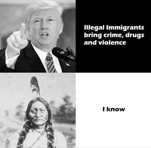нелегальная иммиграция