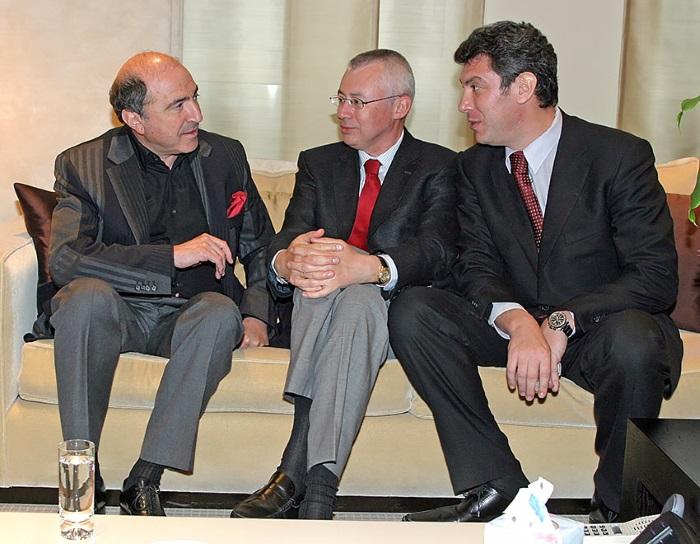 БАБ, Малашенко и Немцов