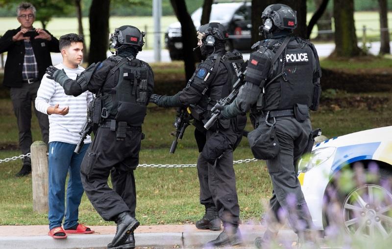 расстрел в Новой Зеландии