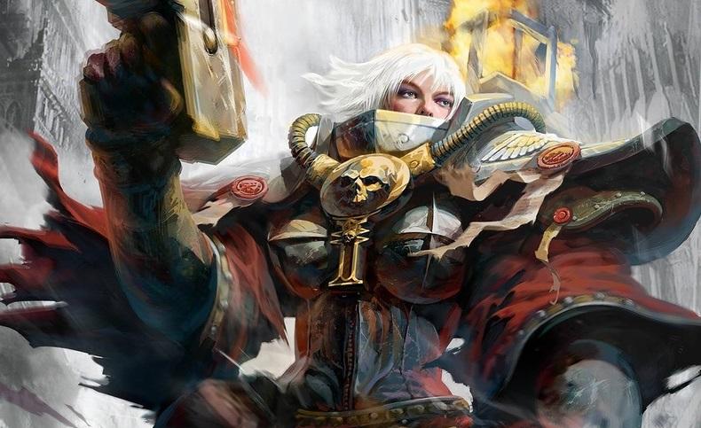 инквизитор Warhammer 40000