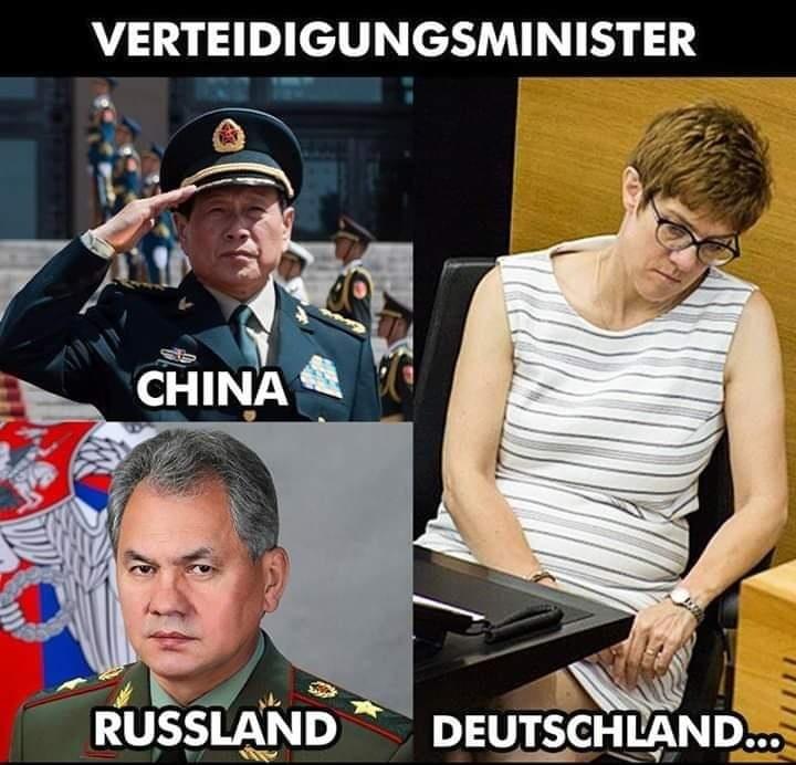 министры обороны