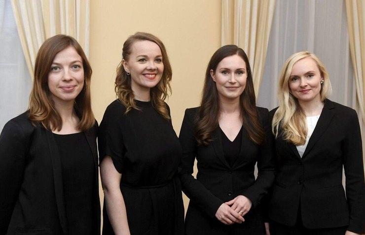 финские министры