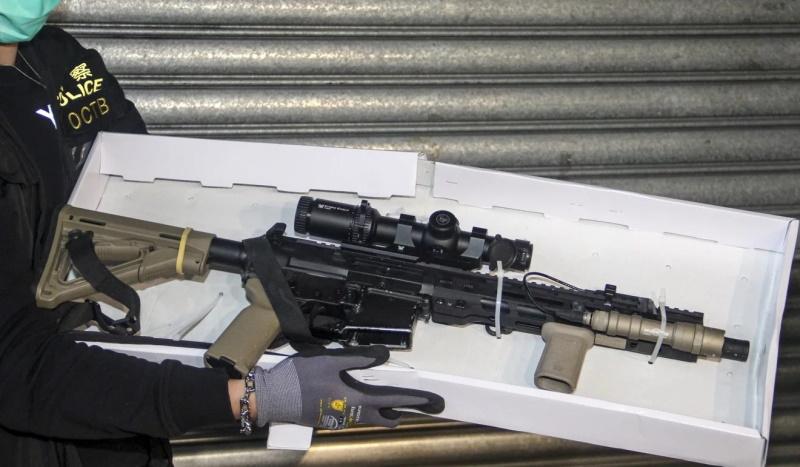 AR-15 из Гонконга