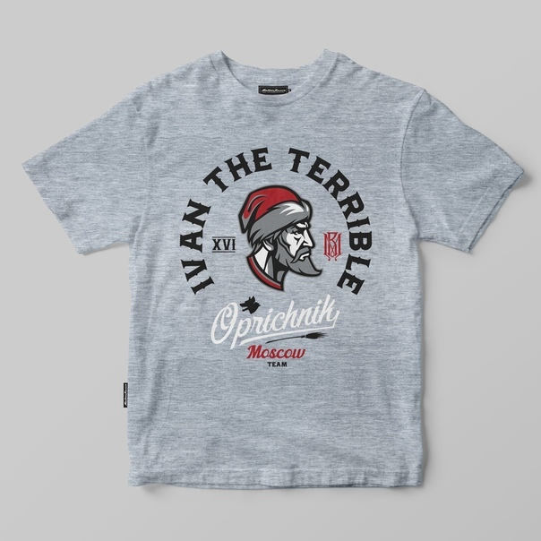 футболка с Иваном Грозным
