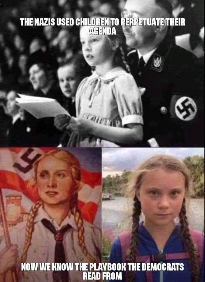 нацисты и демократы