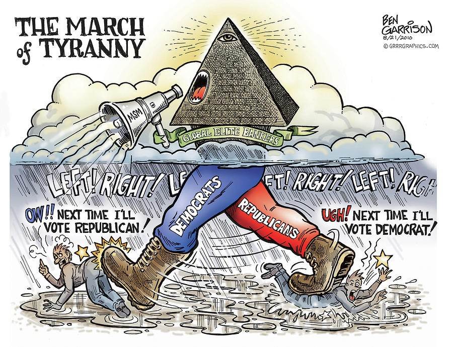 марш тирании
