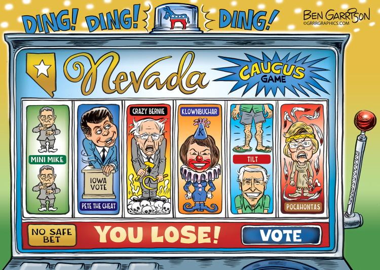 выборы в Неваде