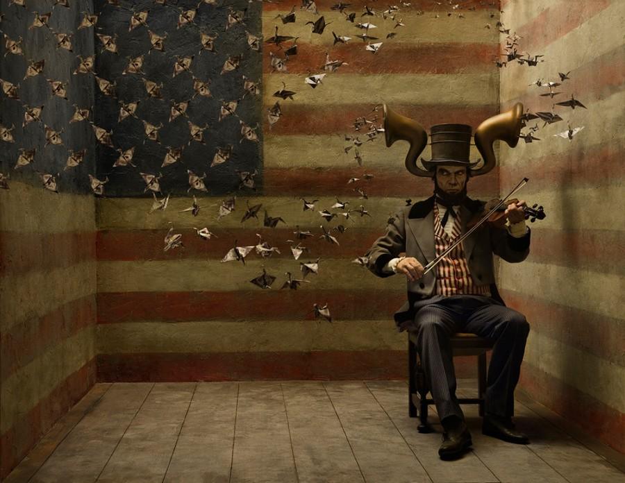Эухенио Рекуэнко_Американский скрипач