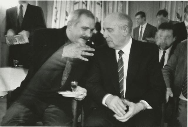Барин и Горбатый