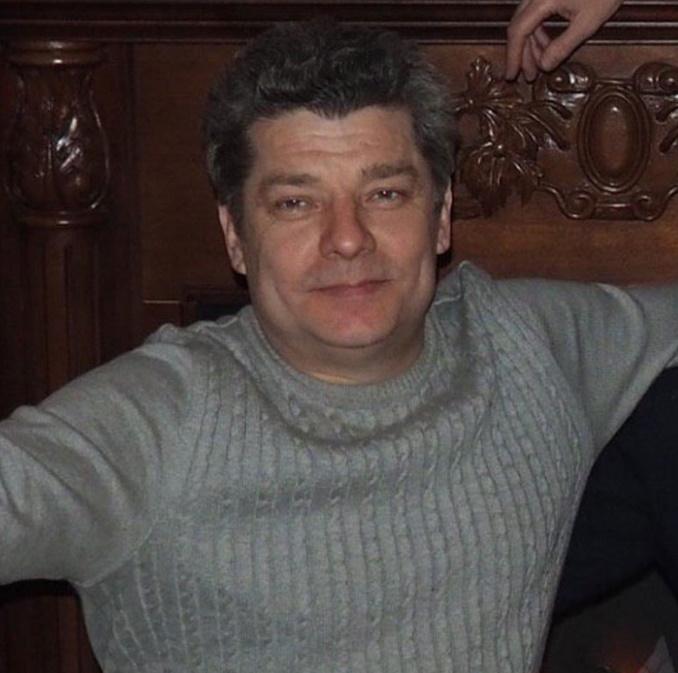 убитый Ефремовым Сергей Захаров
