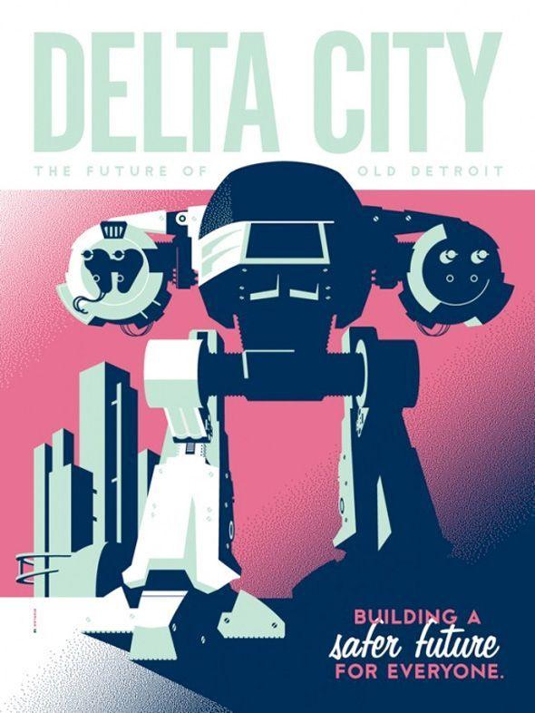 Ментальное Средневековье расширяет владения Delta City