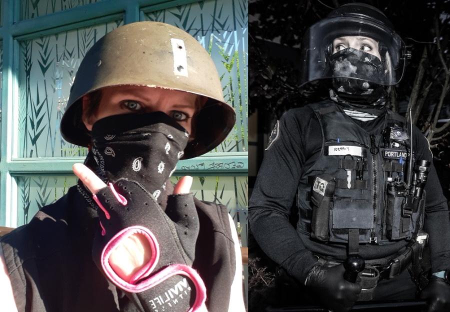Портленд, комиссарша и женщина-коп