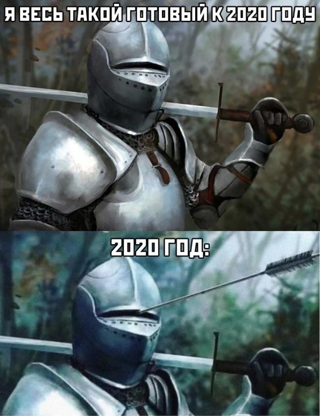 готовый к 2020 году