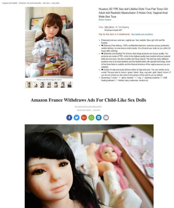 секс-куклы-дети
