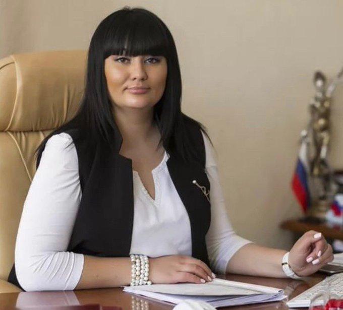 волгоградская судья Добрынина