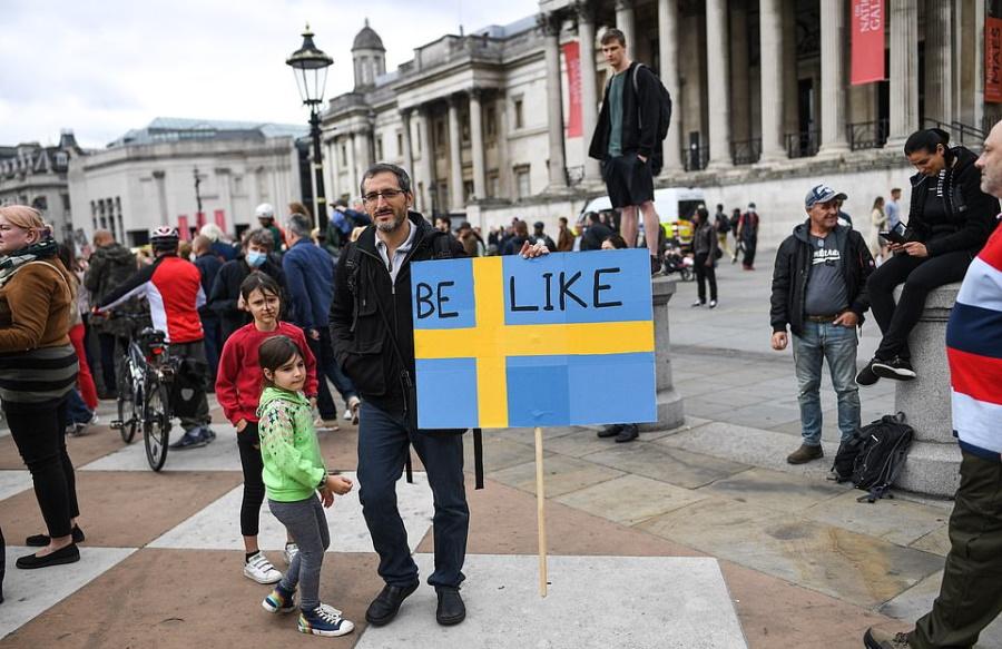 британцы хотят как в Швеции