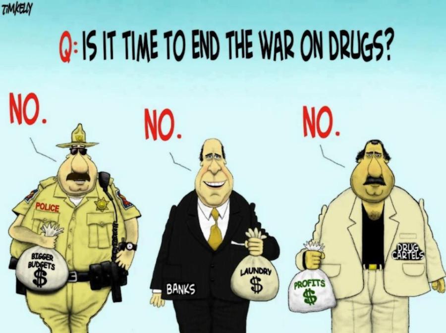 война с наркотиками