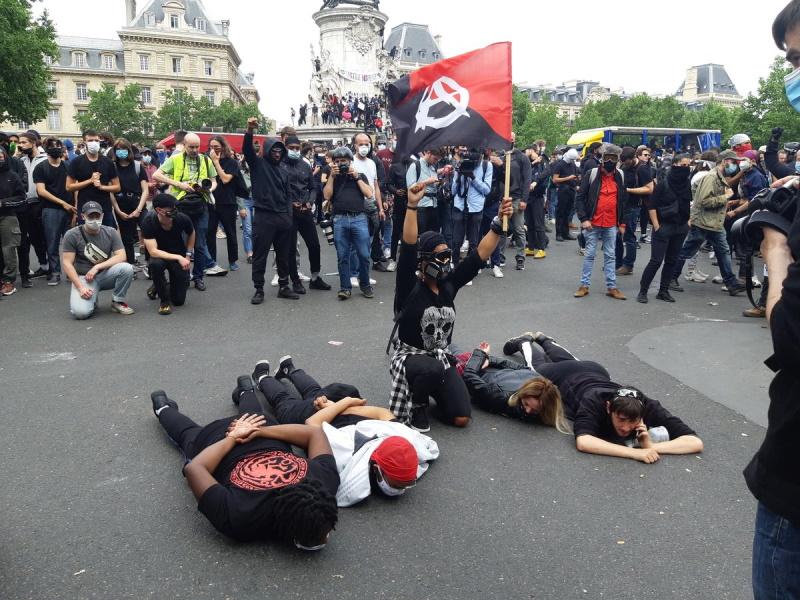 анархисты в Париже