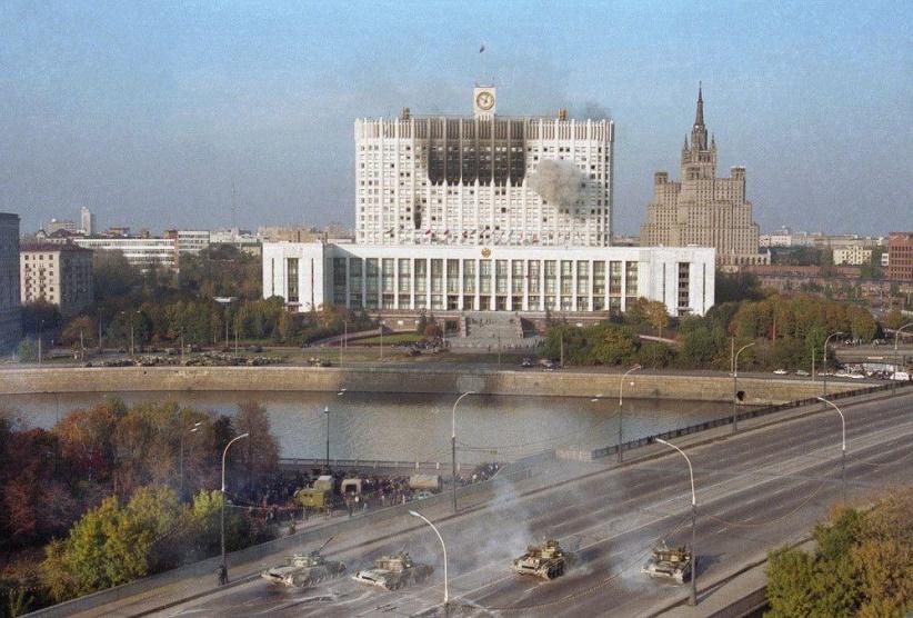Чёрный октябрь 1993 года