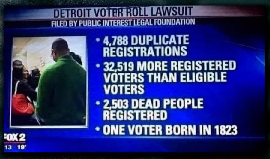 выборы в США_мёртвые души