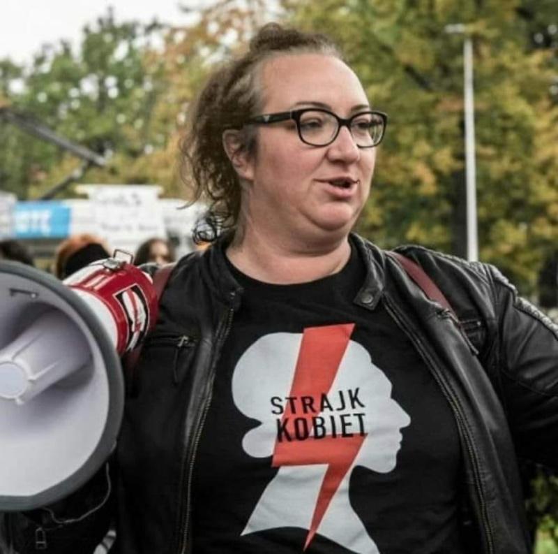 польская феминистка Марта Лемпарт